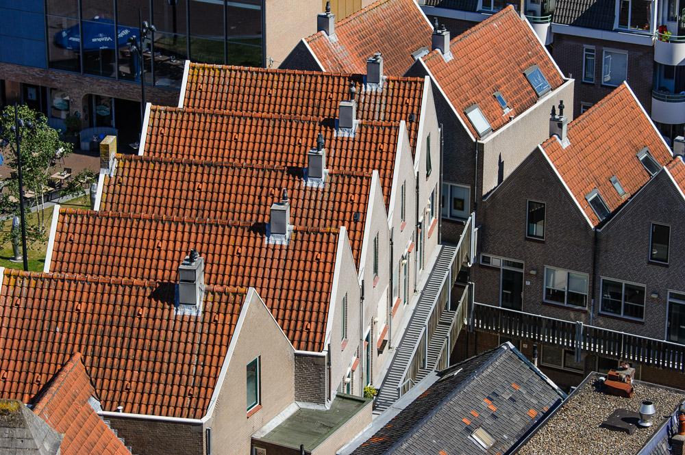 rode daken