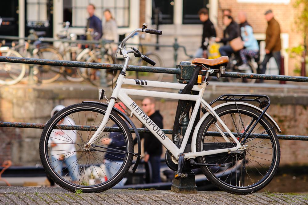 witte fiets metropolis