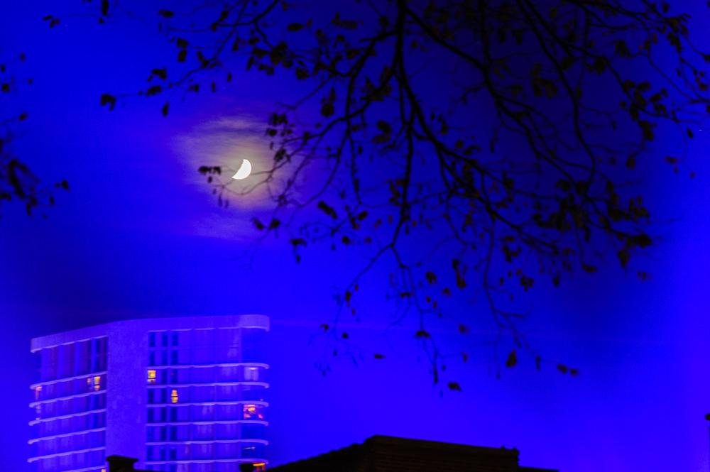 bleu moon Glow 208 Eindhoven