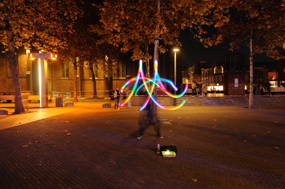jongleur glow 2018 eindhoven