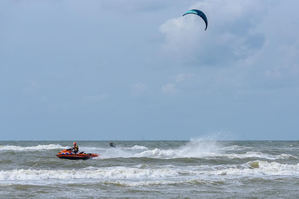 reddingsbrigade strand bergen aan zee