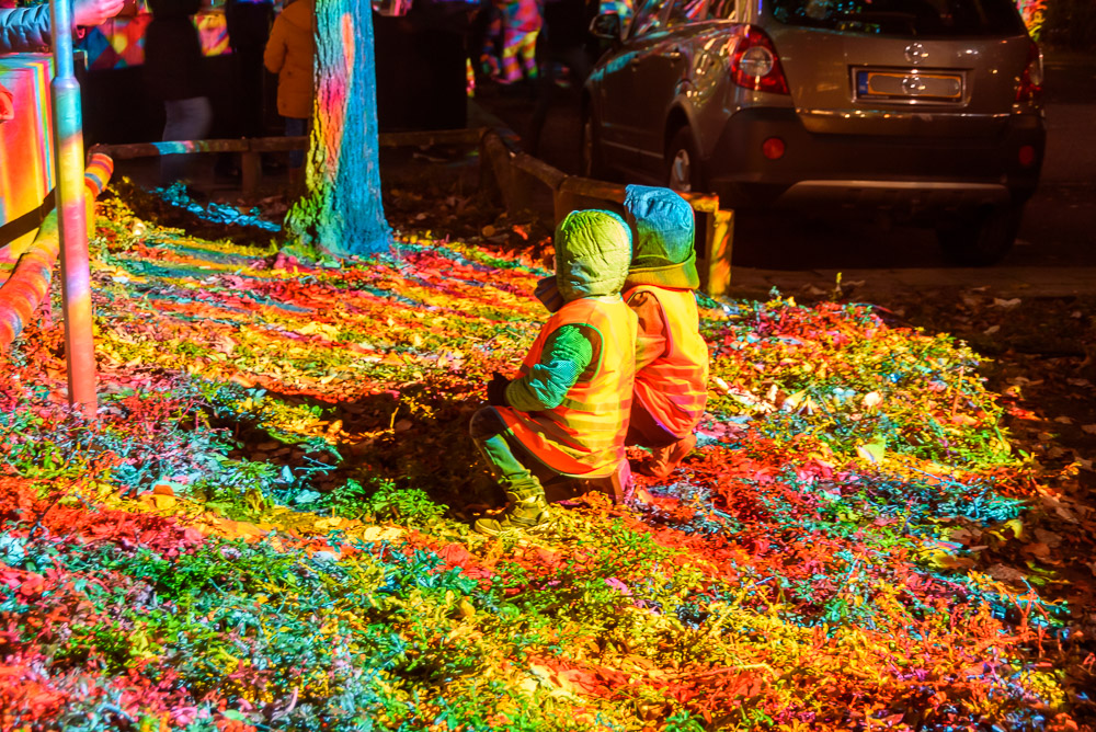 glow 2019 Diving into a sea of colours