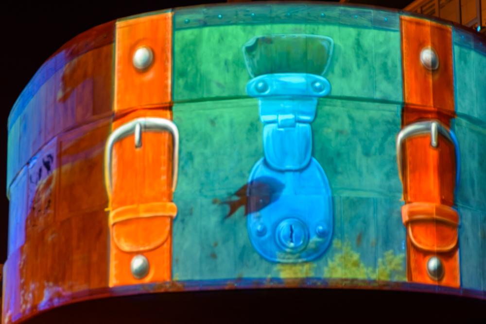 aquarium, den helder, helderl licht, voormalig restaurant V&D