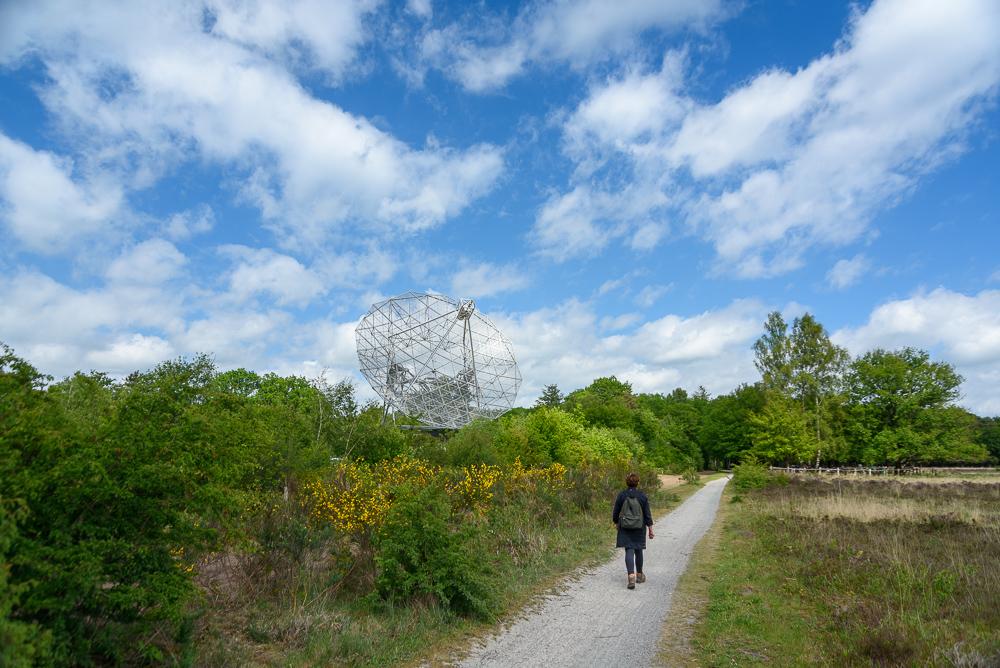 Camras radiotelescoop dwingeloo