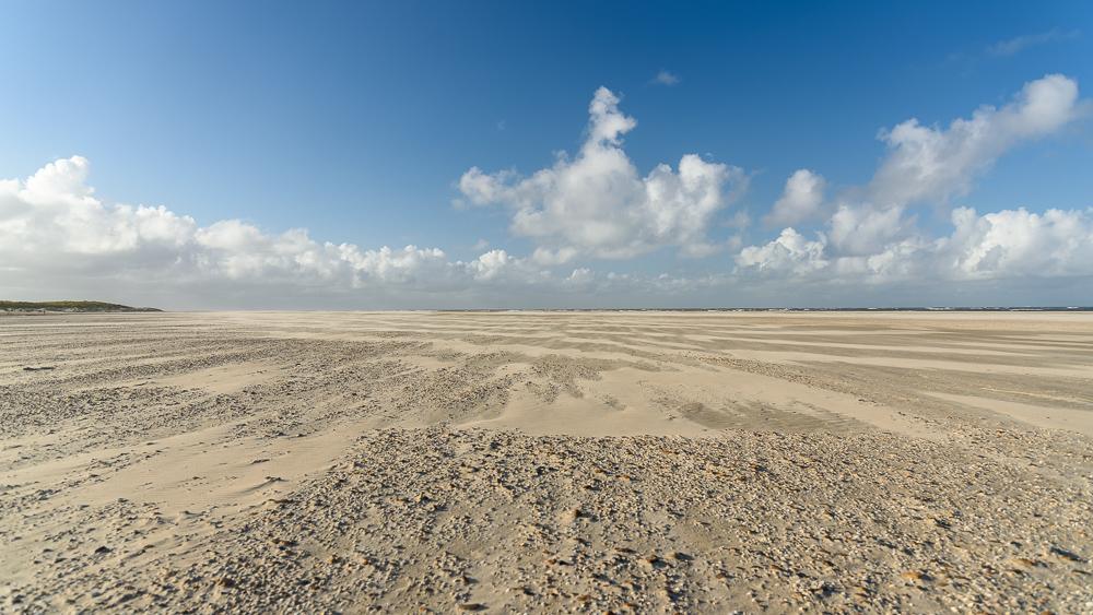 eierlandje strand texel