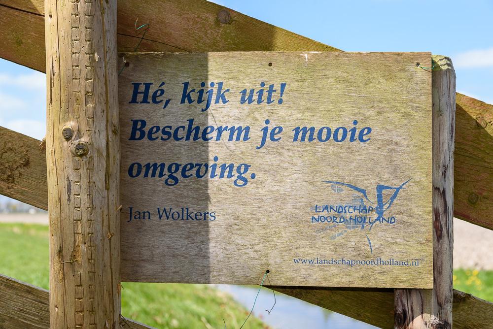 Spreuk van Jan Wolkers