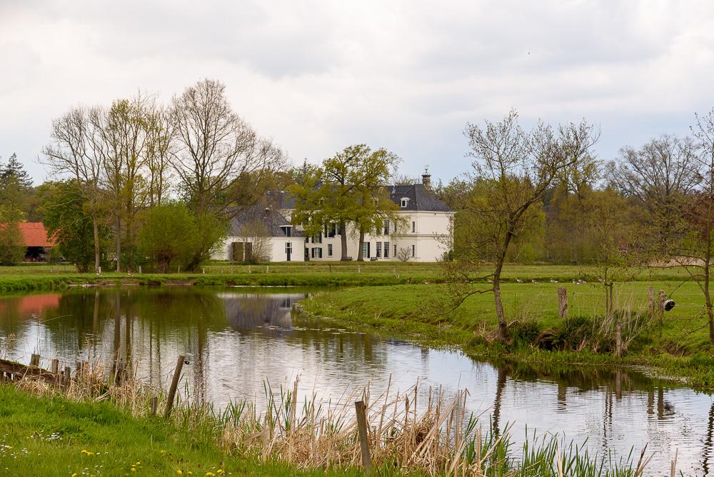 Huis Singraven in Denekamp