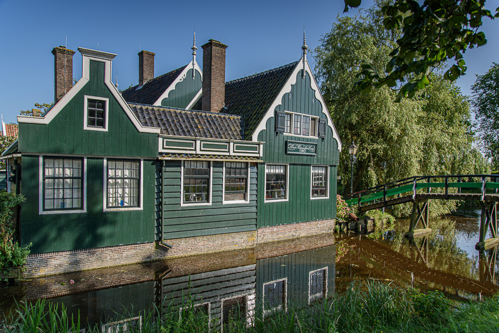 Voormalige Haremakerij Anno 1743, Zaanse schans.
